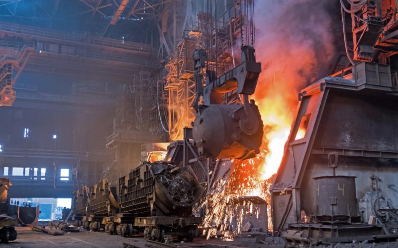 Nos Projets Industrie Lourde Fare Ingenierie